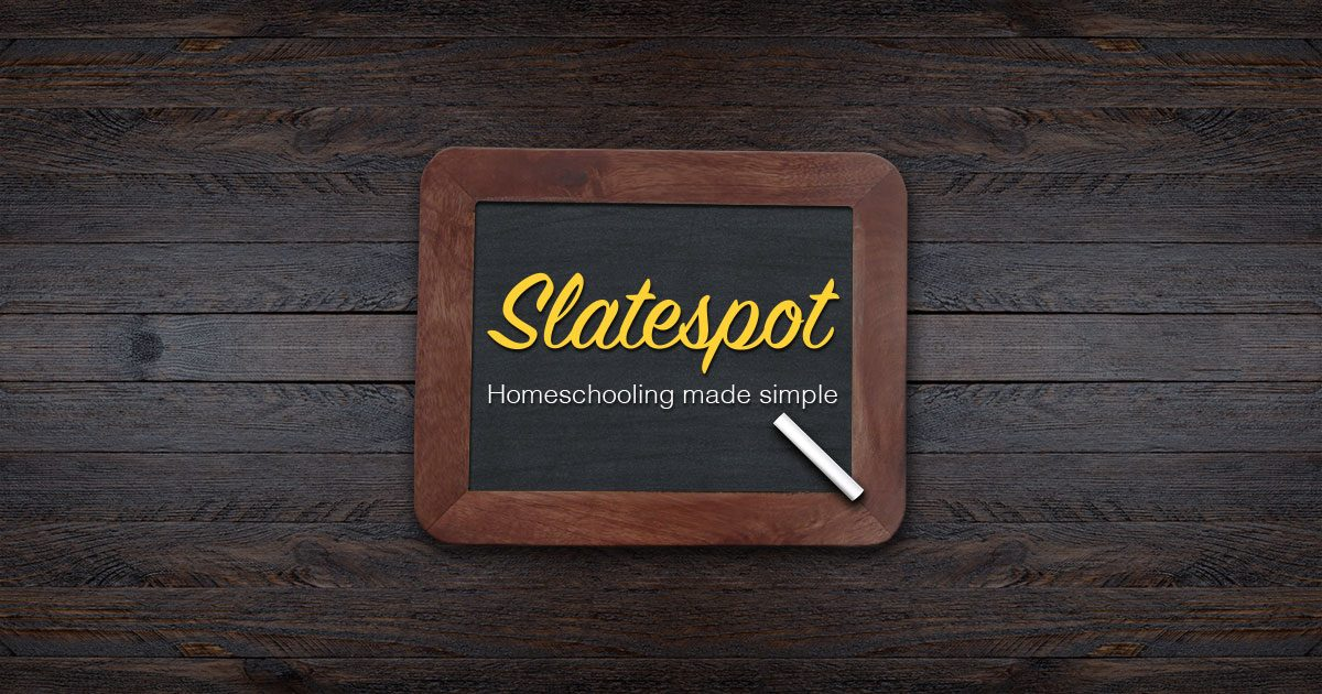Slatespot - Homeschooling made simple
